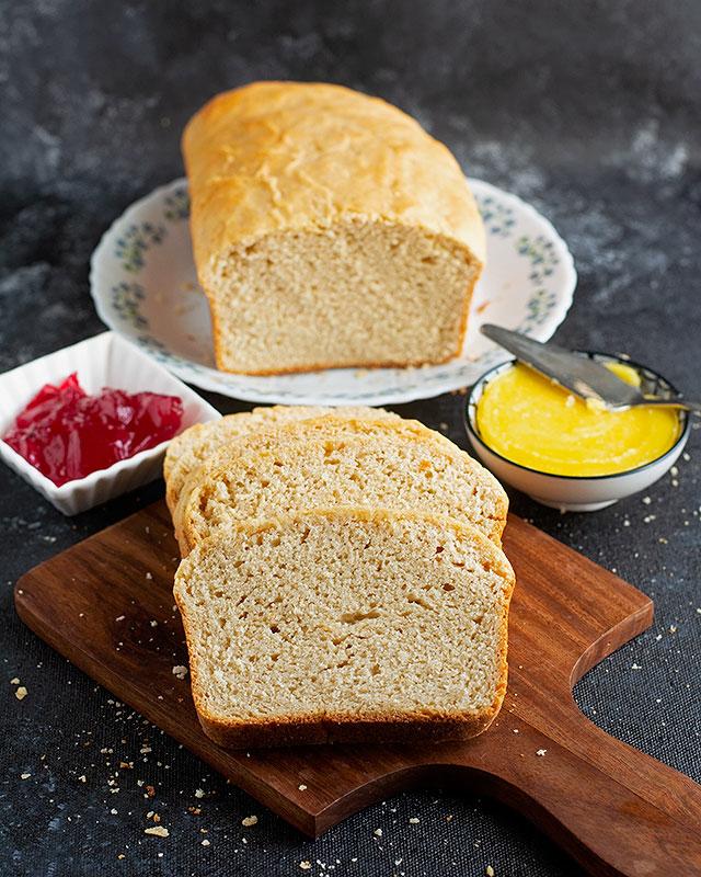 no knead loaf bread recipe