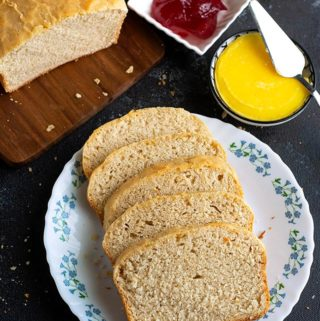 no knead sandwich bread recipe