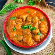 Soya Chunks Masala Recipe with Video
