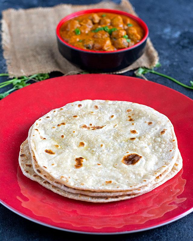 sourdough chapathi recipe