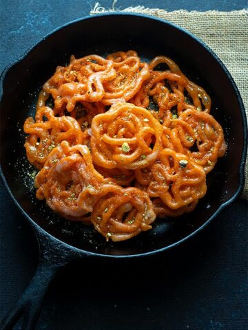 sourdough jalebi recipe