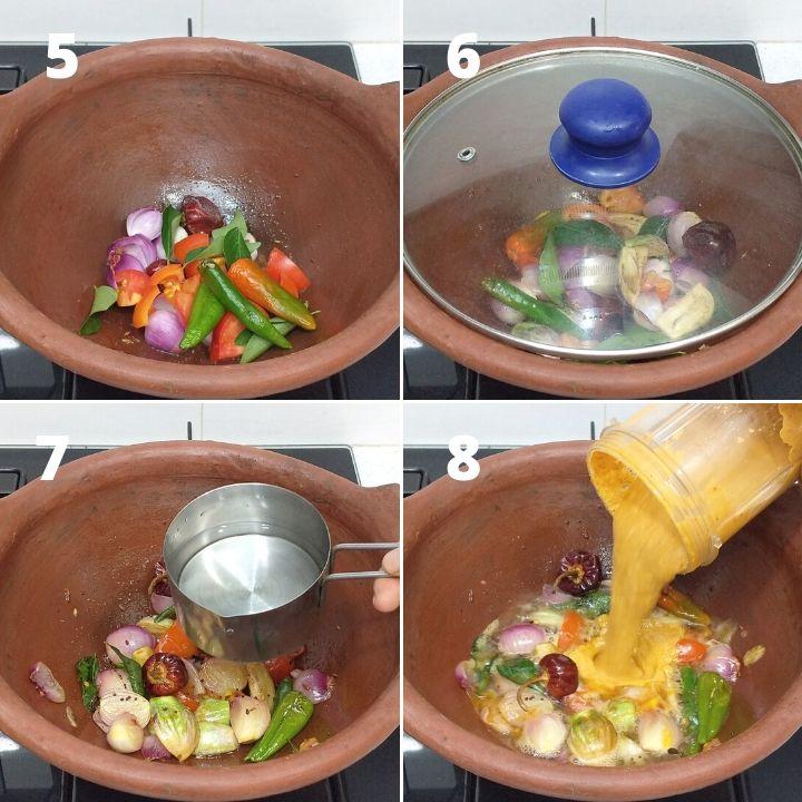 instant sambar in 10 mins