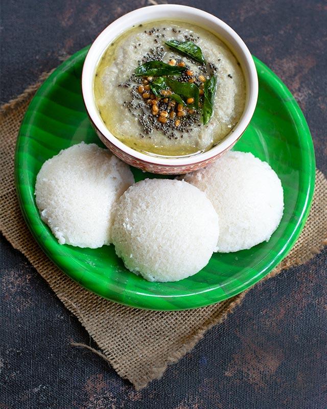 spongy idli recipe