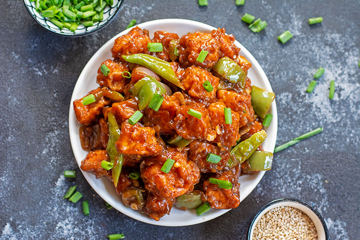 how to make chilli paneer at home