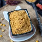 Sundal Podi Recipe - Sundal Masala Powder