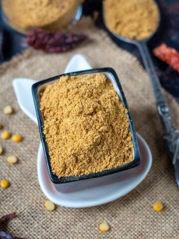 sundal masala powder