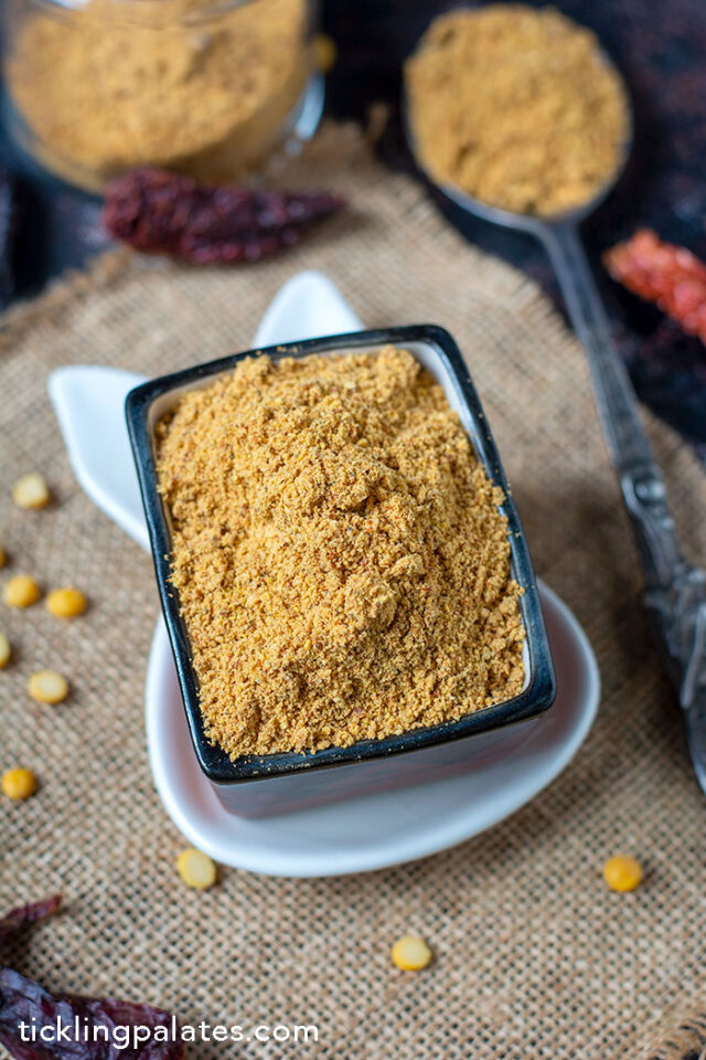 sundal masala powder