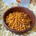 chana dal namkeen in air fryer