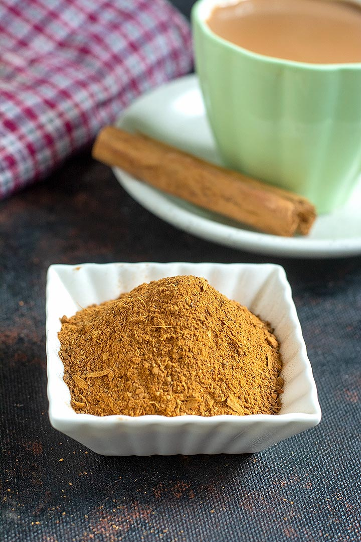 easy chai masala powder recipe