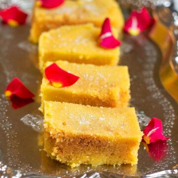 microwave ghee mysorepa recipe