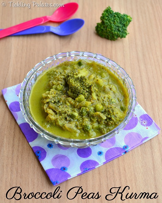 Broccoli-and-Peas-Kurma