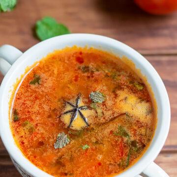 chettinad thakkali soup
