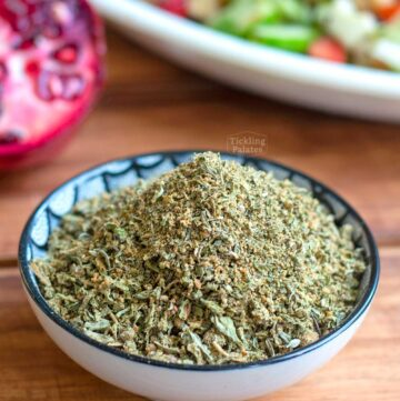 homemade salad seasoning mix for dressings