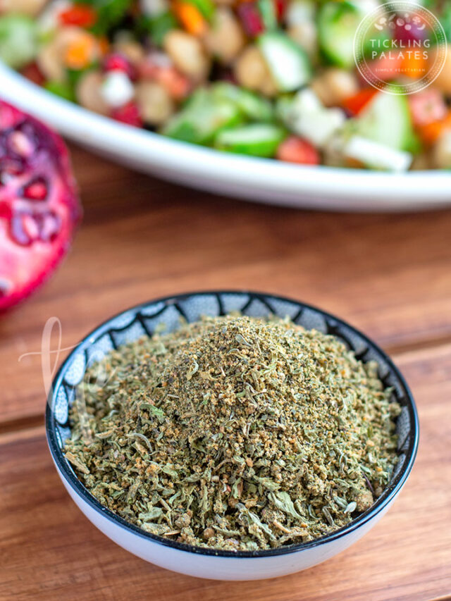 how to make salad seasoning mix at home