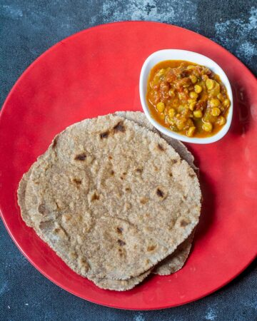 Gluten Free Multigrain Roti Recipe