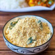 Paruppu Podi Recipe - Dal Powder for Rice