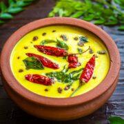 Mambazha Pulissery - Kerala Ripe Mango Curry